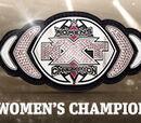 NXT Women's Championship/Champion gallery