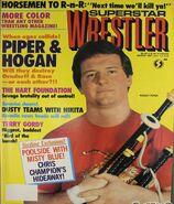 Superstar Wrestlers - March 1987