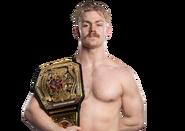 Tyler bate wwe uk champion by nibble t-dawu89t