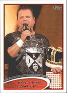 2012 WWE (Topps) Jerry Lawler 67