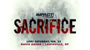 Impact WrestlingSacrificelogo
