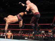 Orton vs Kane RAW 1.12.09