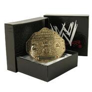WCW Heavyweight Championship Belt Buckle