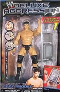 WWE Deluxe Aggression 13 Cody Rhodes