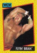 1991 WCW (Impel) Flyin' Brian 55