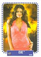 2008 WWE Heritage IV Trading Cards (Topps) Eve 59