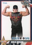 2013 TNA Impact Glory Wrestling Cards (Tristar) Hulk Hogan 58