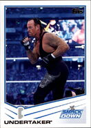 2013 WWE (Topps) Undertaker 81