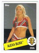 2015 WWE Heritage Wrestling Cards (Topps) Alexa Bliss 101