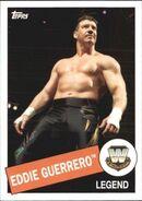 2015 WWE Heritage Wrestling Cards (Topps) Eddie Guerrero 19