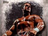 2016 Topps WWE Undisputed Wrestling Cards The British Bulldog (No.51)