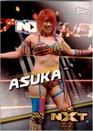 2016 WWE Divas Revolution Wrestling (Topps) Asuka 38