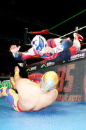 CMLL Martes Arena Mexico (June 12, 2018) 13