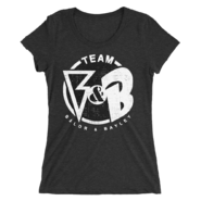 FINN BÁLOR & BAYLEY MMC TEAM B&B WOMEN'S TRI-BLEND T-SHIRT