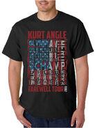 Kurt Angle - Farewell Tour Shirt