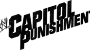 WWE Capitol Punishment Logo