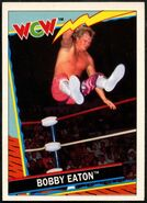 1992 WCW Trading Cards (Topps) Bobby Eaton 22