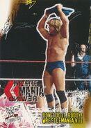 2001 WWF WrestleMania (Fleer) Don't Do It, Roddy! 88