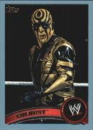 2011 WWE (Topps) Goldust 33