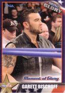2013 TNA Impact Glory Wrestling Cards (Tristar) Garett Bischoff 22