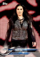 2018 WWE Wrestling Cards (Topps) Tamina 88