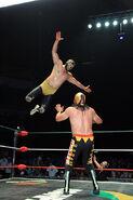 CMLL Martes Arena Mexico (January 15, 2019) 8