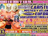 CMLL Super Viernes (January 6, 2017)