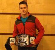 David Finlay - POW Junior Champion