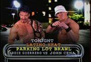 Eddie Guerrero vs John Cena