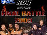 ROH Final Battle 2009