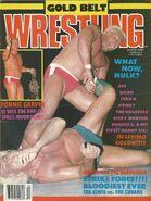 Gold Belt Wrestling - March 1988