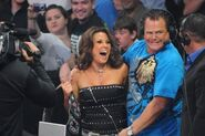 Raw 9-14-09 Mickie and Lawler
