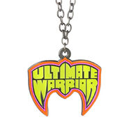 Ultimate Warrior Parts Unknown Pendant