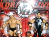 John Bradshaw Layfield & Eddie Guerrero (WWE Adrenaline Series 9)