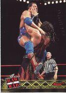 2001 WWF RAW Is War (Fleer) Kane 10