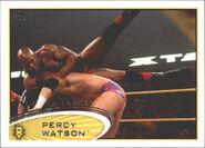 2012 WWE (Topps) Percy Watson 39