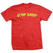 Adam Pearce Scrap Daddy Mania Shirt