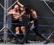 Big Show vs Undertaker (Steel Cage) 5