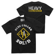 Heavy Machinery Blue Collar Solid Youth Authentic T-Shirt