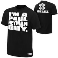 I'm a Paul Heyman Guy shirt