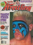 Inside Wrestling - June 1990