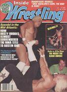 Inside Wrestling - November 1981