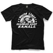 Kamala WCCW T-Shirt