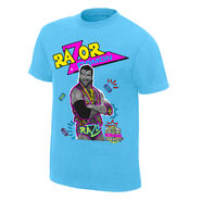 Razor Ramon Neon Collection Graphic T-Shirt