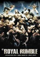 Royal Rumble 2007 Poster