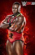 WWE 2K15 Big E