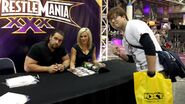WrestleMania 30 Axxess Day 2.10