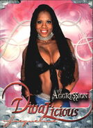 2003 WWE Aggression Jacqueline 83
