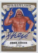 2016 Leaf Signature Series Wrestling Iron Sheik 82