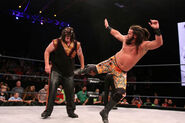 Abyss & James Storm 3